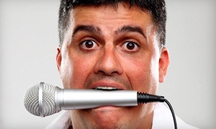 Jason Hunter - Union Park: $10 for Comedy Outing to See Jason Hunter at Bonkerz Comedy Club on December 31 at 8:30 p.m. ($20 Value)
