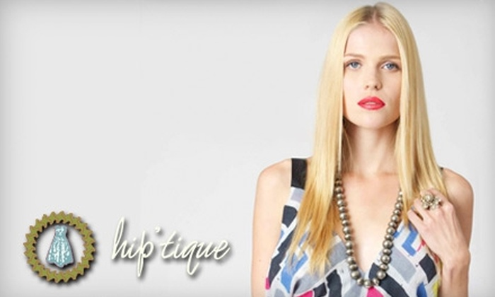 hip'tique - Shadyside: $20 for $40 Worth of Women's Apparel, Jewelry and More at Hip'tique
