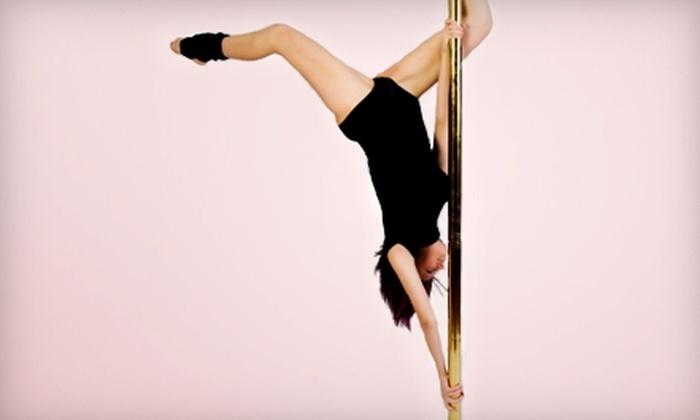 La Femme Fitness & Dance - Guttenberg: Pole Dancing at La Femme Fitness & Dance in Guttenberg. Two Options Available.