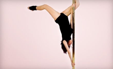La Femme Fitness & Dance: 1-Hour Girls' Night Out Pole-Dancing Party - La Femme Fitness & Dance in Guttenberg