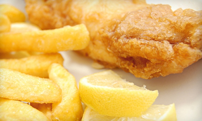 Westvale Fish Cove - Westvale: Seafood and Drinks Saturday–Thursday or Friday from Westvale Fish Cove (53% Off)