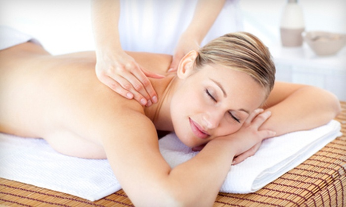 The Body Work & Massage Source - DePaul: $62 for a Spa Package with Facial, Aromatherapy Body Wrap, and Massage at The Body Work & Massage Source ($167.50 Value)