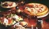 Numero Uno Pizza - Whizin's Row: $6 for $12 Worth of Pizza, Pasta, and Subs at Numero Uno Pizza in Agoura Hills