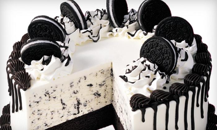 Baskin Robbins - Gunbarrel: Ice-Cream Treats or Ice-Cream Cakes and Pies at Baskin Robbins in Longmont (Up to 52% Off)