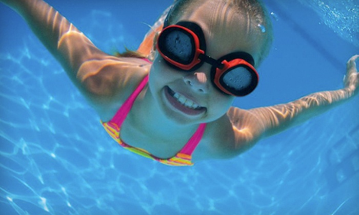 Atlantis Sports Club & Spa - Multiple Locations: 8 or 10 Adult or Children's Swimming Classes at Atlantis Sports Club (55% Off). Four Locations Available.