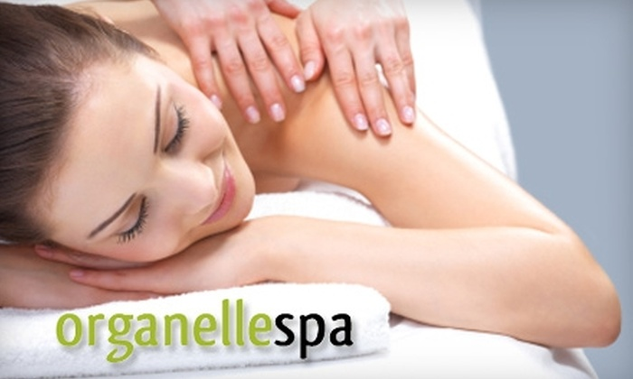 Organelle Spa - Spring Valley: $39 for a Revitalizing 50-Minute Medical Massage at Organelle Spa ($95 Value)