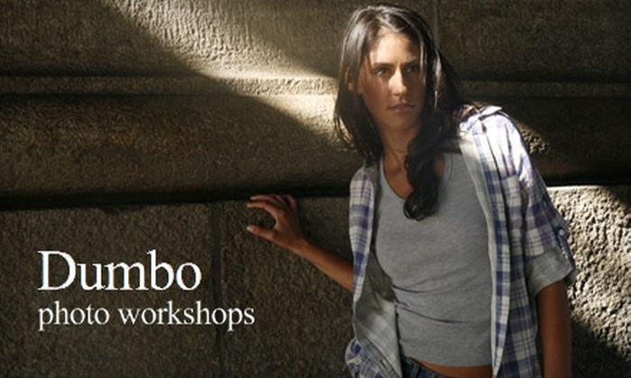 Dumbo Photo Workshops - DUMBO: $49 for a Two-Hour Introduction to Digital Photography Workshop at Dumbo Photo Workshops in Brooklyn