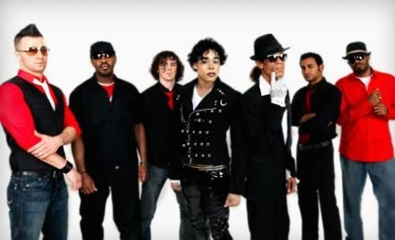 Who's Bad: The Ultimate Michael Jackson Tribute Band on Sat., Apr. 7 at 9PM: General-Admission Standing-Room Ticket - Who's Bad: The Ultimate Michael Jackson Tribute Band  in New Orleans