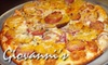 Giovanni's Brick Oven Pizzeria - Glastonbury: $10 for $20 Worth of Gourmet Pizza at Giovanni's Brick Oven Pizzeria in Glastonbury
