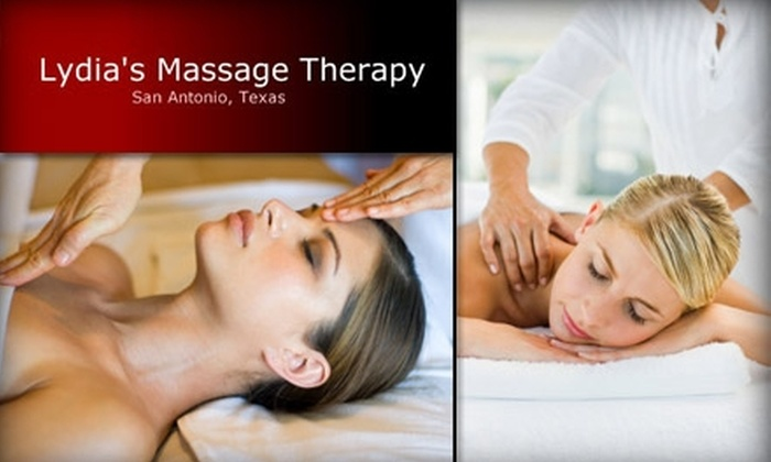 Lydia's Massage Therapy - Uptown Loop: $29 for a One-Hour Swedish Massage at Lydia's Massage Therapy ($65 Value)
