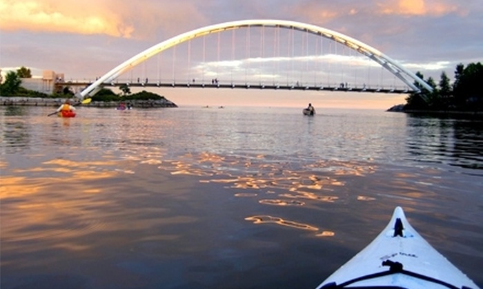 Toronto Adventures - Multiple Locations: $30 for Intro to Kayaking or Canoeing and a Two-Hour Humber or Rouge River Adventure from Toronto Adventures ($60 Value)
