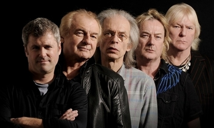 Yes and Styx at Starlight Theater - Kansas City: Two Tickets to See Yes and Styx at Starlight Theatre on July 18 at 7 p.m.