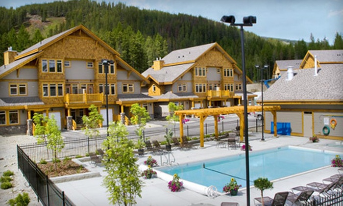 Northstar Mountain Village Resort - Kimberley: $231 for a Two-Night Stay in a Two-Bedroom Condo at Northstar Mountain Village Resort in British Columbia ($462 Value)