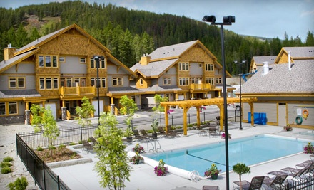 Northstar Mountain Village Resort - Northstar Mountain Village Resort in Kimberley