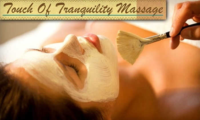 Touch of Tranquility Massage - Spectrum Falls Professional Park Condominium: $30 for a One-Hour Facial at Touch of Tranquility Massage in Gilbert ($60 Value)
