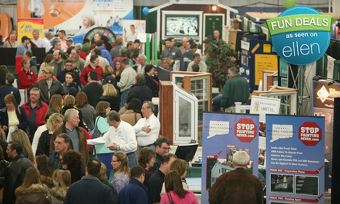 7th Annual Fall Westchester County Home Show - Westchester County: $8 for Two One-Day Adult Tickets to 7th Annual Fall Westchester County Home Show in White Plains October 29–30 ($16 Value)