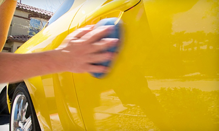 Elite Auto Detailing of Indianapolis - Castleton: Interior and Exterior Detailing Packages at Elite Auto Detailing of Indianapolis (Up to 58% Off). Three Options Available.
