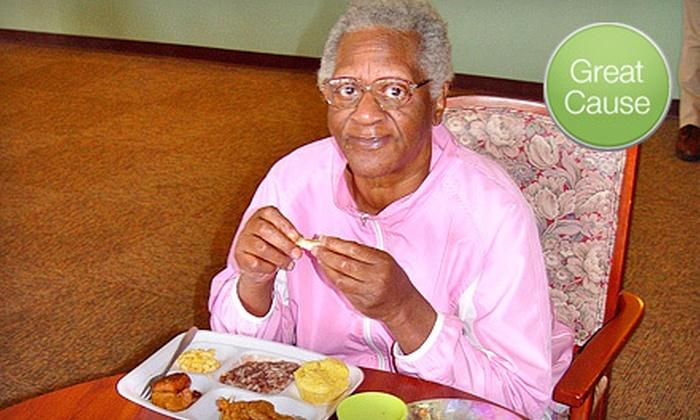 EDEN, Inc. - Detroit-Shoreway: If 40 People Donate $9, Then EDEN, Inc. Can Supply 40 Days of Nutritious Meals for One Elderly Citizen