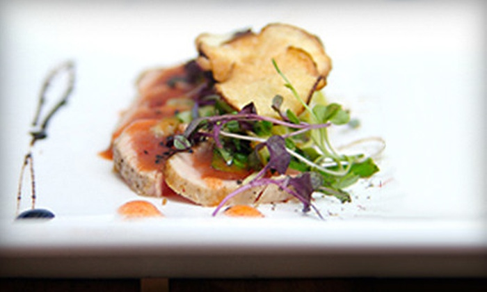 Volo Restaurant Wine Bar - Roscoe Village: $15 for $30 Worth of Small Plates and Boutique Wine at Volo Restaurant Wine Bar
