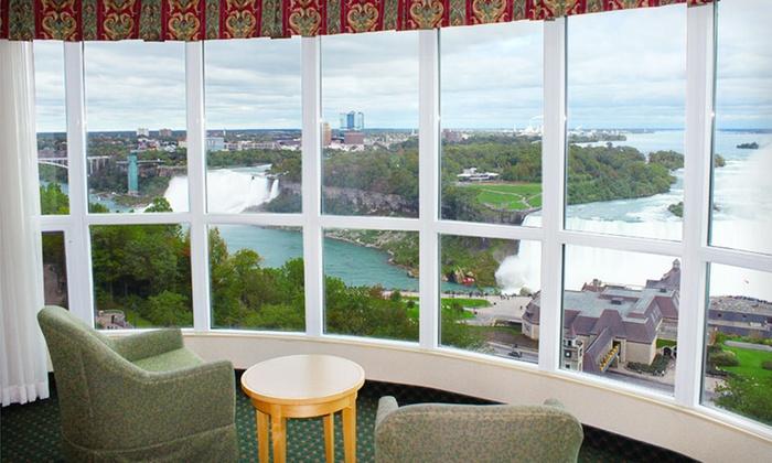 Embassy Suites By Hilton Niagara Falls In Niagara Falls Ontario Groupon Getaways