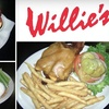 Half Off at Willie's Sports Cafe in Kenwood