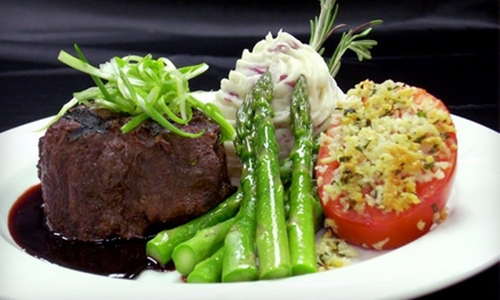 Bistro 933 - South Bend: $15 for $30 Worth of Regional American Fare at Bistro 933