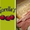 Half Off Deli Eats at Sorella's