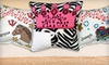 Bunnies and Bows: $20 for $45 Worth of Customizable Pillowcases and More from Bunnies and Bows