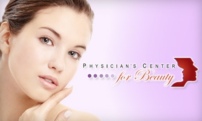Physician's Center for Beauty - East Louisville: $35 for Chemical Peel from Physician's Center for Beauty ($75 Value)