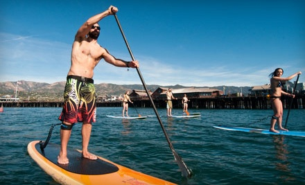 Channel Islands Outfitters' Paddle Sports Center in Santa Barbara - Channel Islands Outfitters' Paddle Sports Center in Santa Barbara