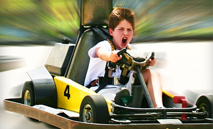 Unlimited Passes for 2 (a $39.98 value) - Adventure Zone  in El Paso