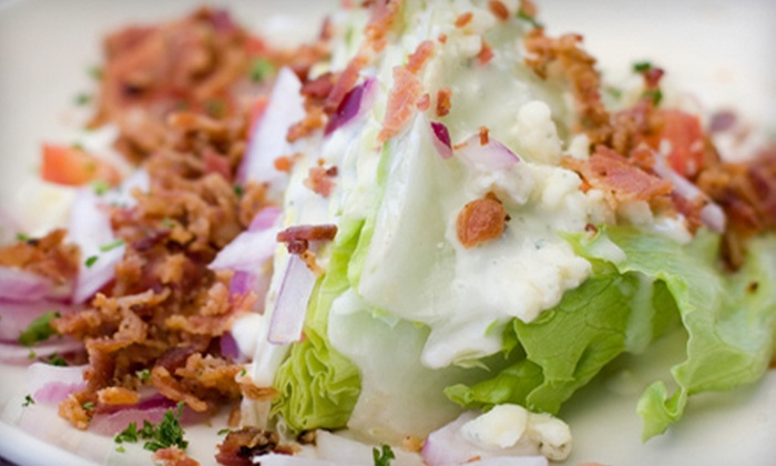 Bourbons Bistro - Clifton: $20 for $40 Worth of Southern Cuisine and Drinks at Bourbons Bistro