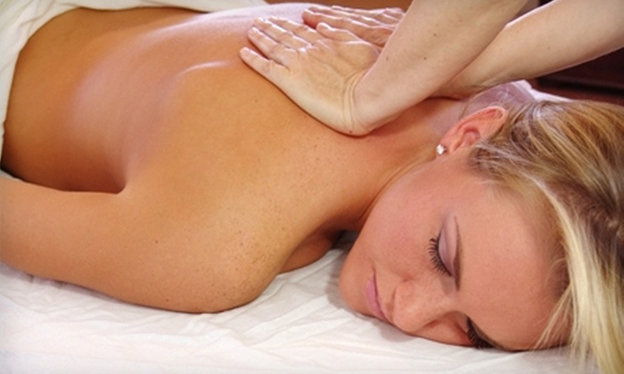 Hair Color Salon & Spa - Lawrenceville: $35 for a 60-Minute Swedish Massage at the Hair Color Salon & Spa in Lawrenceville