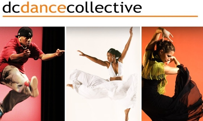 DC Dance Collective - AU Park - Friendship Heights - Tenley: Four Dance Lessons at DC Dance Collective—Only $10 a Class