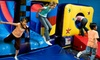 Pump it Up - Woodstone: $25 for 10-Punch Pass for Pop-In Play at Pump It Up ($70 Value)