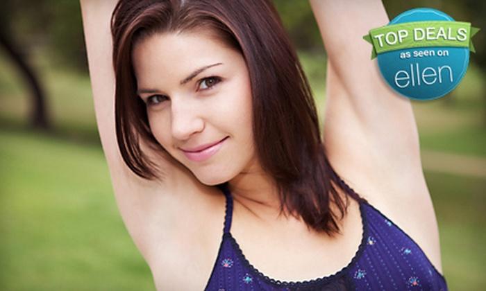 Enhancement Center Spa - Eugene: Laser Hair Removal or Laser Skin Rejuvenation at Enhancement Center Spa in Bend (Up to 88% Off)
