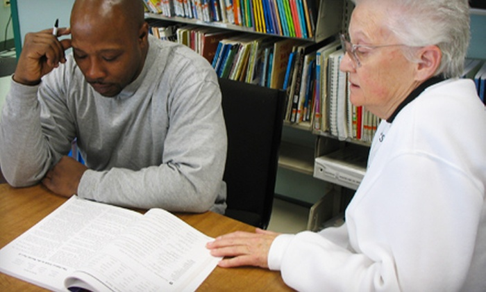 Indy Reads - Central Indianapolis: If 30 People Donate $10, Then Indy Reads Can Give One Adult Free Literacy Tutoring for One Year