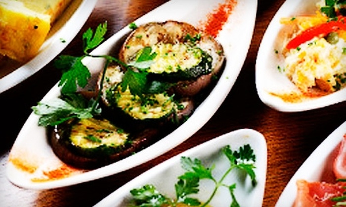 Pacific Tapas - Littleriver: $30 for $60 Worth of Tapas & Two Glasses of Sangria at Pacific Tapas in Littleriver ($76 Value)