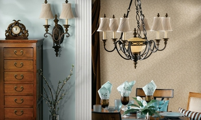 Rensen House of Lights - Lenexa: $20 for $50 Worth of Lighting and Home Accessories at Rensen House of Lights in Lenexa