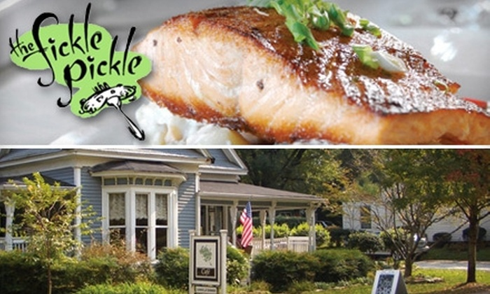 The Fickle Pickle - Minton House: $12 for $25 Worth of Classic Southern Dinner at The Fickle Pickle (or $7 for $15 Worth of Lunch)