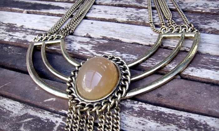 Whats-in-Store: $20 for $40 Worth of Jewelry, Accessories, and More at Whats-in-Store