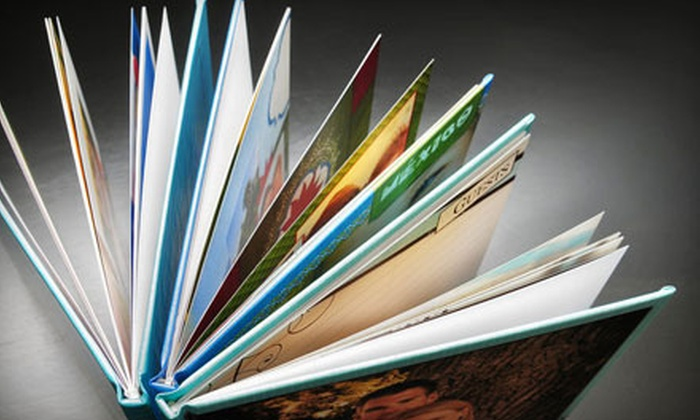 Mixbook - Rockford: $15 for $50 Worth of Photo Books, Cards, and More from Mixbook