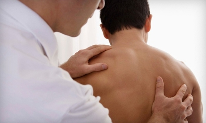 Nordstrom Chiropractic - Northwest Oklahoma City: $29 for Massage, Consultation, Exam, and X-rays at Nordstrom Chiropractic (Up to $545 Value) in Edmond
