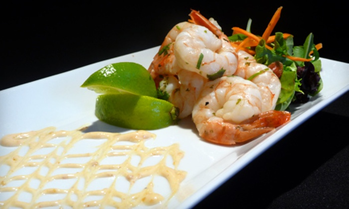 Southern Cross Grill  - Byward Market - Parliament Hill: $20 for $40 Worth of Mexican-Fusion Fare at Southern Cross Grill