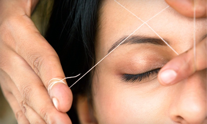 Lady Grace Beauty Spa - Wesley Chapel: $30 for 90-Minute Facial and Eyebrow Threading at Lady Grace Beauty Spa in Wesley Chapel ($74.99 Value)