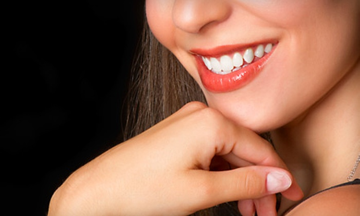 Landmark Dental Studio - Greenwood Village: $149 for Laser Teeth Whitening and Paraffin Hand Treatment at Landmark Dental Studio in Greenwood Village ($450 Value)