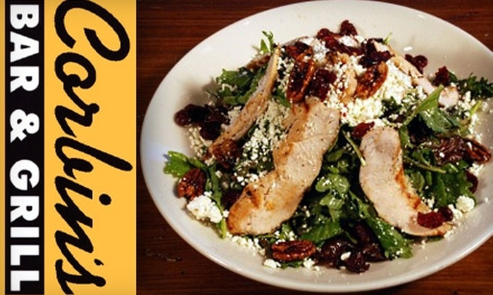 Corbin's Bar and Grill - North Mountain: $15 for $30 Worth of Casual Bar Fare and Drinks at Corbin's Bar & Grill