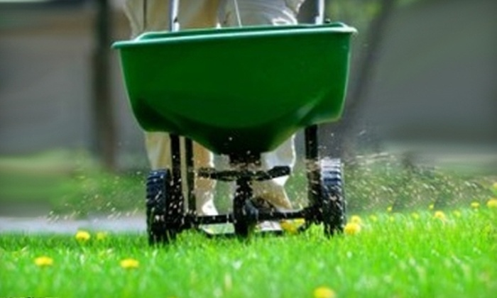 Green Works Lawn and Leaf - Hale: $35 for $70 Worth of Organic Lawn Care at Green Works Lawn and Leaf