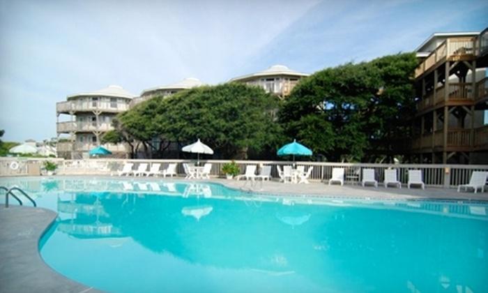 Festiva Hospitality Group - Atlantic Beach: Beach Resort Stays from Festiva Hospitality Group. Three Options Available.