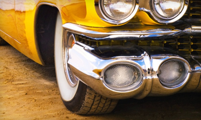 Supreme Shine - Alyth - Bonnybrook - Manchester: $35 for Vehicle Rustproofing Treatment at Supreme Shine ($139 Value)